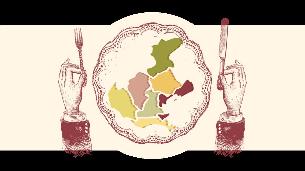 la Cucina Veneta nelle Province