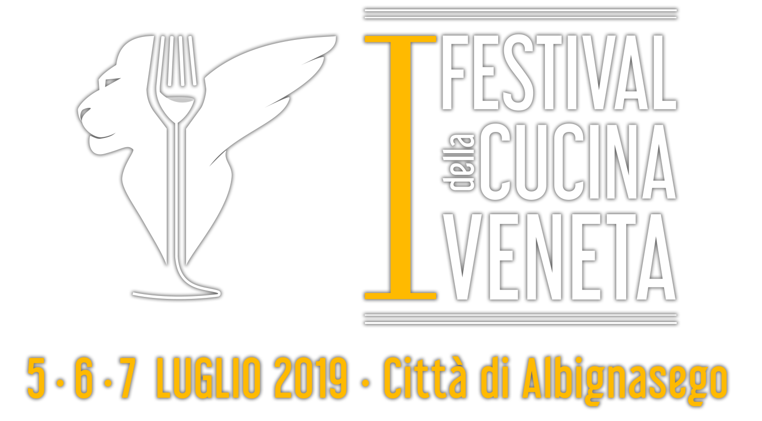 logo del Primo festival Cucina Veneta Padova