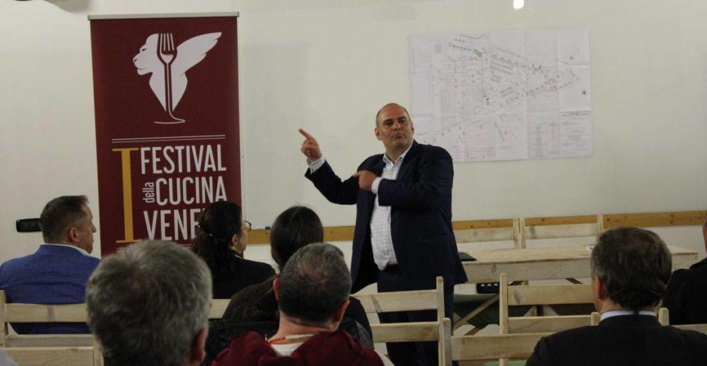 Venetex Cibo Sano al Festival