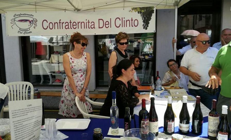 Clinton il Vino proibito